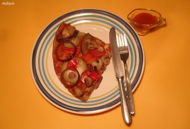 Dijetalna pizza 1parce