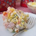 Novogodišnja salata: Kao ruska, ali zdravija!