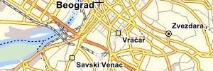 Gde na pregled? Google mapa