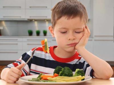 Izbirljivost (probirljivost) u ishrani dece