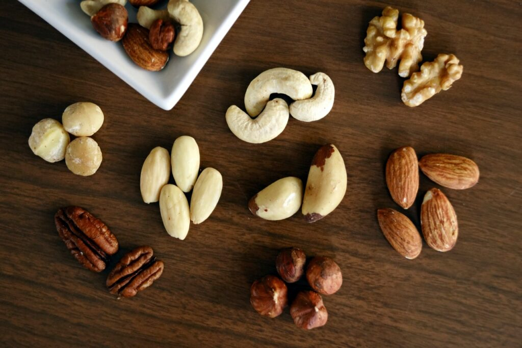 Orašasti plodovi