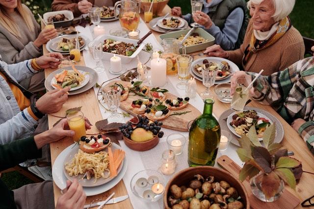 Šta nakon obilnog obroka